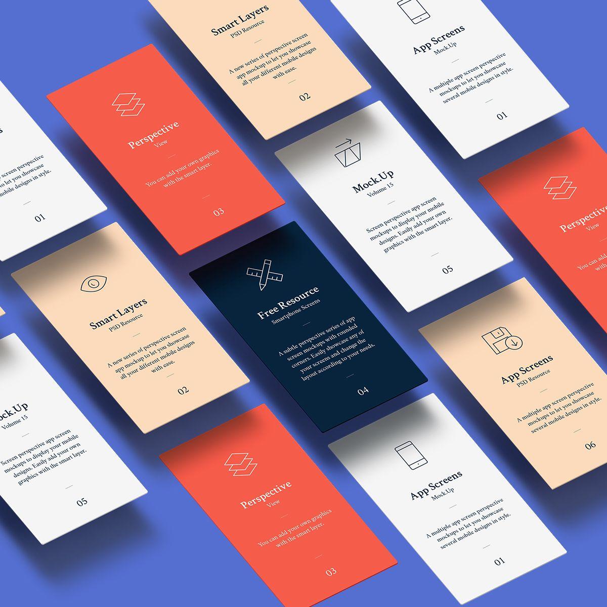 Mobile App Design portfolio4 1200x1200  Home portfolio4 1200x1200